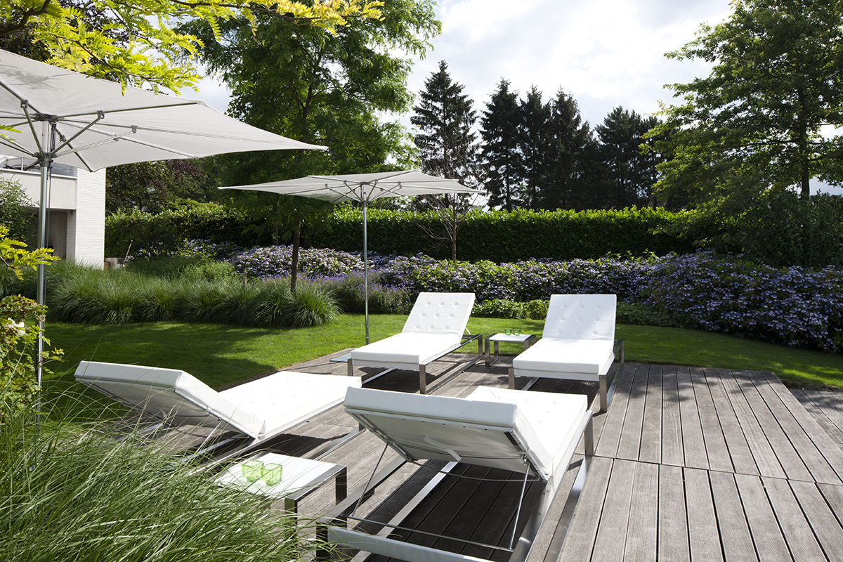 eco luxe garden trend 2015