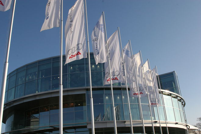 Audi's Research & Development