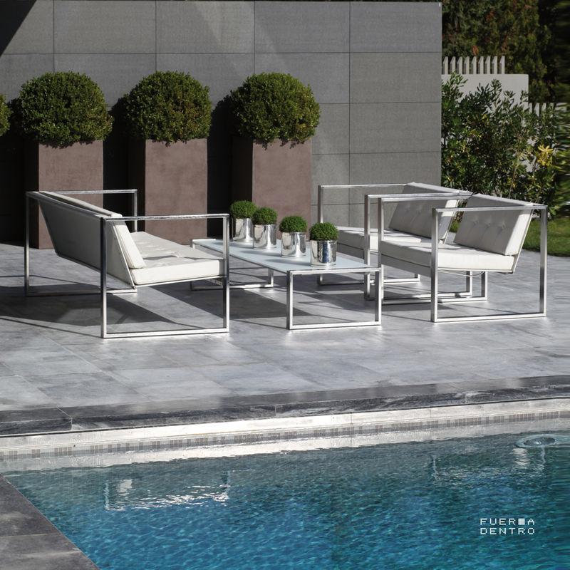 Cima lounge kollektion fueradentro design gartenm bel for Designer tischplatten