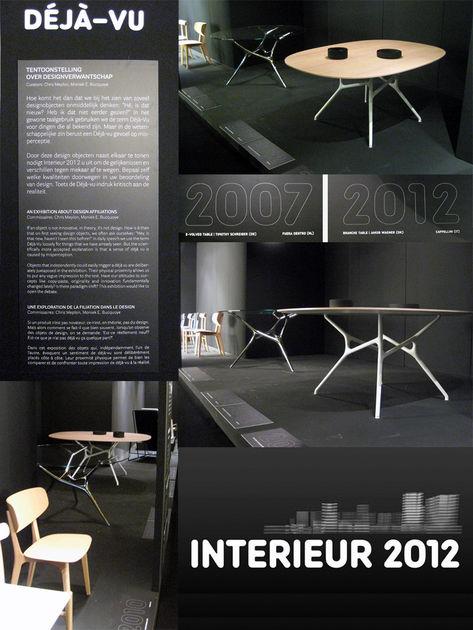 Déjà Vu: An Exhibition About Design Affiliations