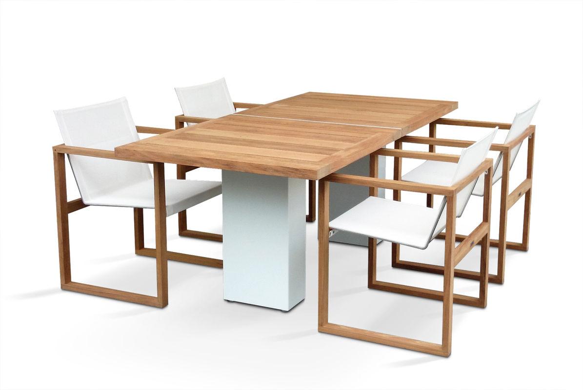 Inredning teak utemöbler : Butaque Teak - CIMA Kollektion | FueraDentro - Designade utemöbler