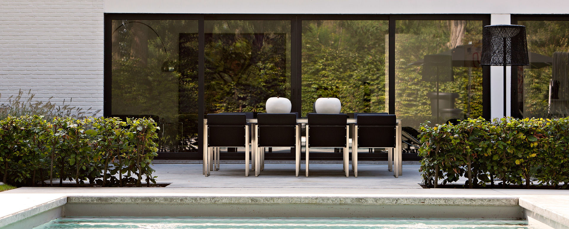 CIMA Collection - modern garden dining furniture