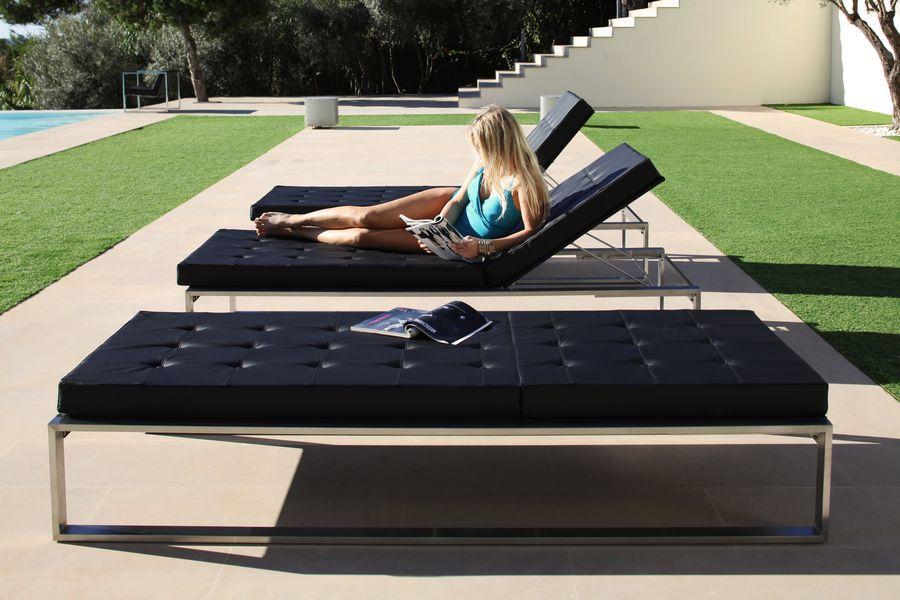 Le choix de mobilier de jardin de luxe fueradentro designade utem bler for Mobilier de jardin luxe