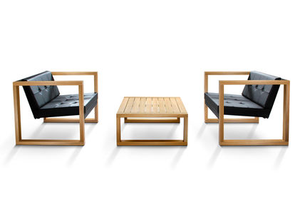 Banca Lounge Teak, click to enlarge