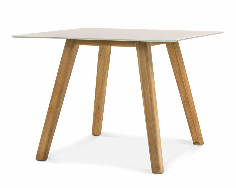 Shell Dining 100 Teak Shell Collection Fueradentro Outdoor
