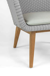 Shell Easy Chair Teak, click to enlarge