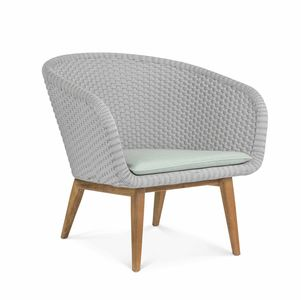 Shell Easy Chair Teak