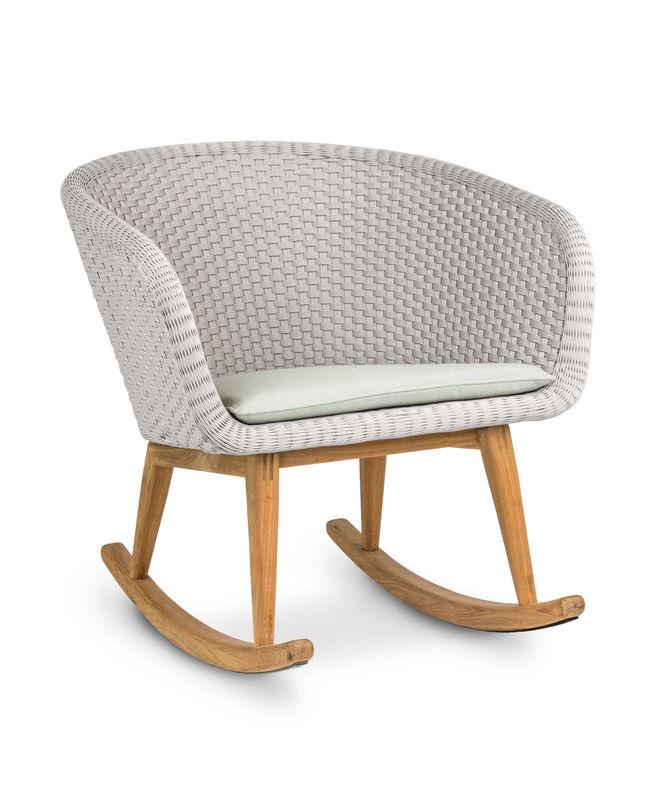 S Rocking Chair Teak, Outdoor Furniture Rocking Chair