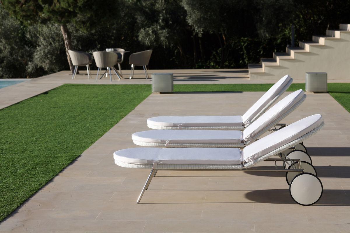 bain de soleil shell - collection shell | fueradentro - conception