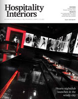 Hospitality Interiors - March April 2011
