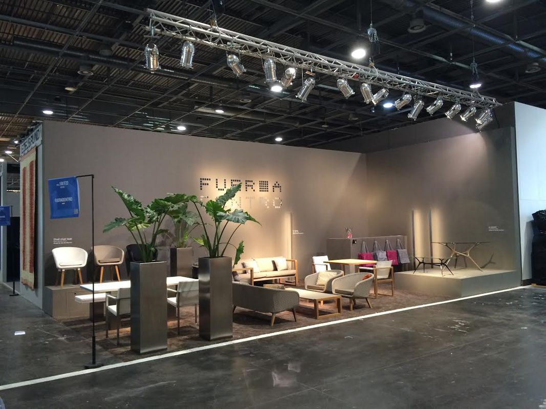 fueradentro unveils four new items at maison objet. Black Bedroom Furniture Sets. Home Design Ideas