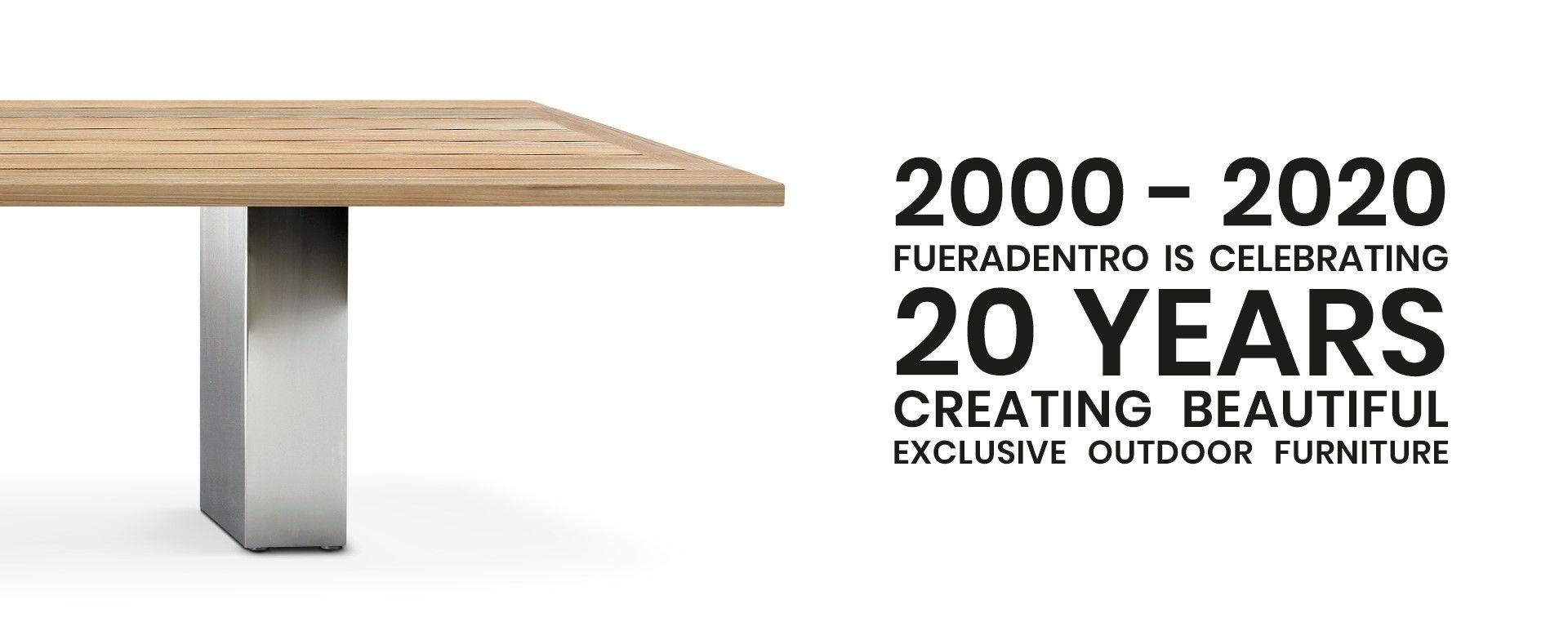 Fueradentro Outdoor Design Furniture