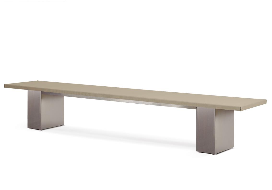 doble bench 160 & 240 - cima kollektion | fueradentro - design, Garten und erstellen