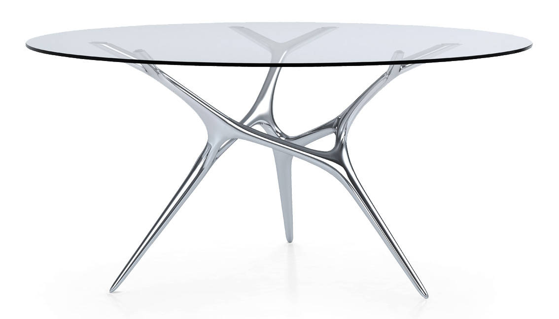 E volved e volved fueradentro for Table de sejour design