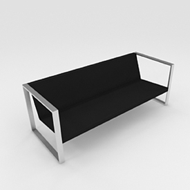 Schlafsofa design lounge  Banca Lounge - CIMA LOUNGE Collection | FueraDentro - Outdoor ...