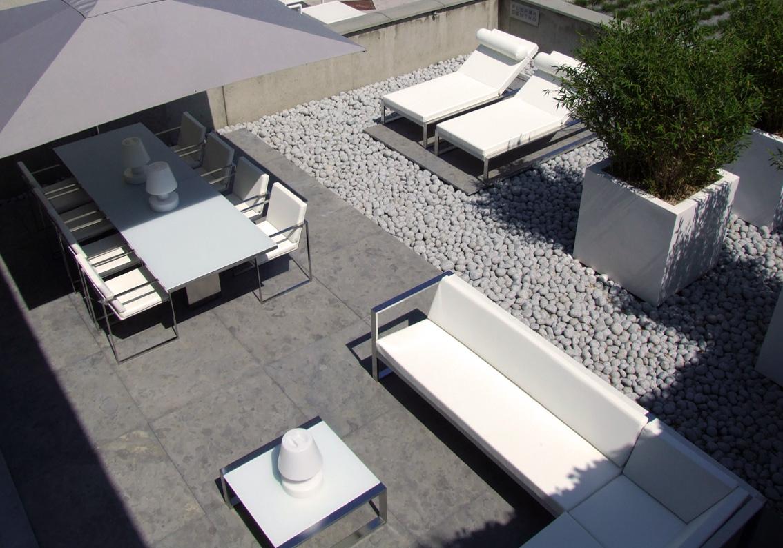 Gartenmöbel design lounge  Esquina Lounge - CIMA LOUNGE Kollektion   FueraDentro - Design ...