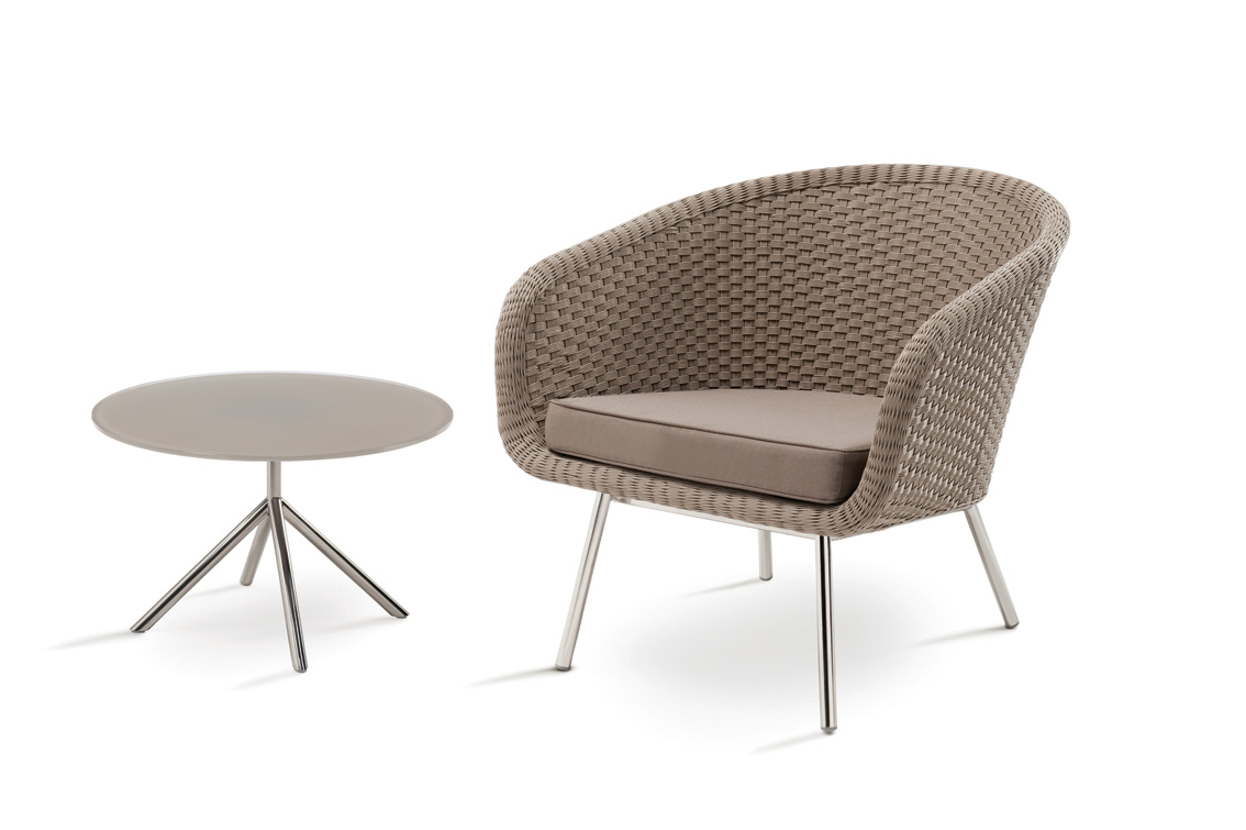 Shell Easy Chair Collection