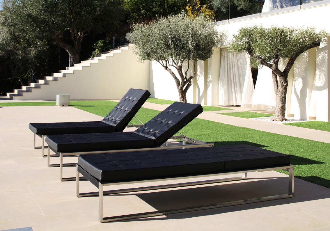Siesta Lounge Twin Cima Lounge Kollektion Fueradentro