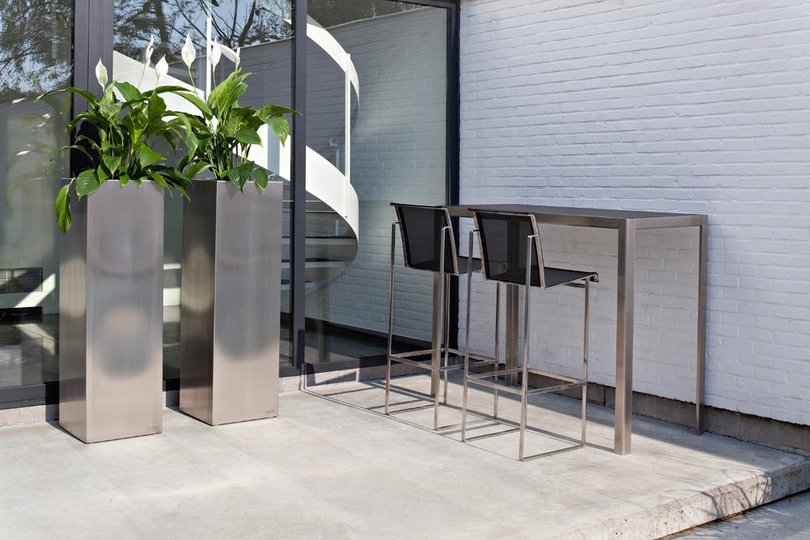 Taburete Cima Collection Fueradentro Outdoor Design